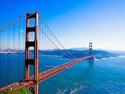 Du lịch Hoa Kỳ - Bờ Đông - Bờ Tây- Cầu cổng Vàng