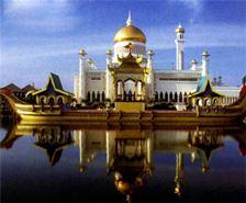 Xứ sở thánh đường Brunei