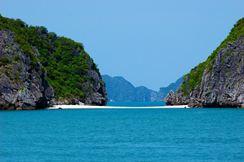 Vịnh Hạ Long - Đảo Ngọc Cát Bà