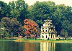 Hà Nội - Công viên nước Hồ Tây