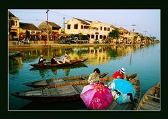 Hanoi - Haiphong - Catba - Danang - Hoian - Danang