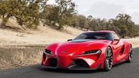 Toyota Supra hoàn toàn mới sẽ có màn tái sinh vào năm 2018