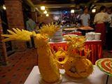 Đào tạo thợ cắt tỉa, điêu khắc hoa quả chuyên nghiệp