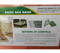 Đệm Cozin hàn quốc sản phẩm của tập đoàn G.home