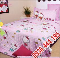 Bộ Hello Kitty Sông Hồng-J13-007, kích thước 1.6x2m