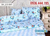 Chăn xuân thu Doraemon các kích thước 1m5x2m1 SHJ13001