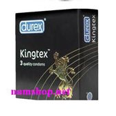 Bao cao su size nhỏ, kích cỡ nhỏ Durex Kingtex 49mm