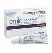 Gel bôi chống xuất tinh sớm EMLA Cream 5%
