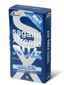 Bao cao su size nhỏ 49mm Sagami Xtreme Feel Fit - Nhật Bản