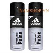 Xịt khử mùi nước hoa nam Adidas Dynamic Pulse