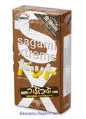 Sagami Xtreme Feel Up, bao cao su mỏng và có gai (H10)
