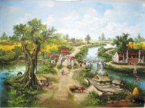 Phong Cảnh Đồng Quê 71