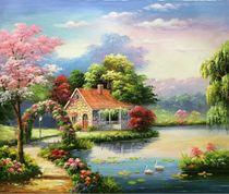 Tranh phong cảnh đẹp 14