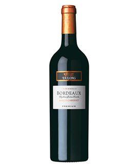 Dulong Premium Merlot - c Caberner