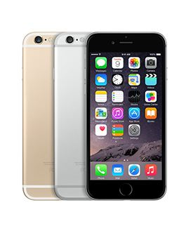 iPhone 6 plus 16GB Màu Vàng