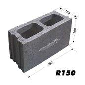 Gạch block xây tường R150