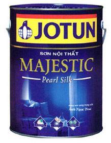 Sơn trong nhà cao cấp Jotun Majestic Pearl Silk