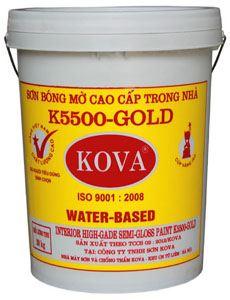 Sơn bán bóng trong nhà Kova K-5500