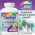 Centrum Silver Ultra Women's. L 250 vin