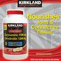 Kirkland Glucosamine 1500 mg & Chondroitin 1200 mg. L 220 vin