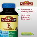 Nature Made® Vitamin E 400 IU. Lọ 225 viên