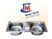 Chậu rửa bát Tân Mỹ TM 26