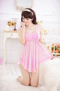 Váy Vị Ngọt Đôi Môi Hồng 0360