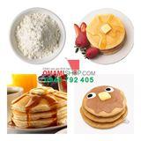 Bột trộn sẵn làm bánh Pancake