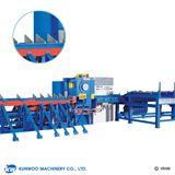 Dây chuyền cắt sắt tự động KUNWOO KMC-60AS