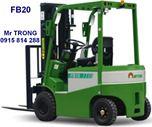 Xe nâng động cơ điện hiệu Artison - Đài Loan FB15