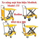 Xe nâng mặt bàn, xe nâng bàn hiệu Eplift