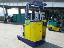 Xe nâng điện đứng lái Komatsu 1,5 tấn FB15RS-11