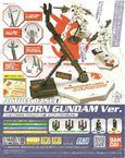 Action Base 1 Unicorn Gundam Ver.