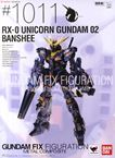 Gundam Fix Figuration Metal Composite RX-0 Unicorn 02 Banshee