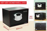 Két sắt mini nhập khẩu Mỹ Honeywell 5113 khoá điện tử