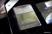Zippo Titanium 1 Future 1 World
