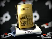 Zippo Doral Solid Brass XI