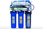 Máy lọc nước Kangaroo 6 lõi không vỏ tủ KG103