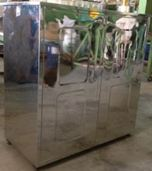 Vỏ tủ inox cho máy lọc nước công suất lớn