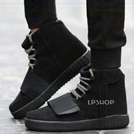 YEEZY 750 FULL BLACK LP0290