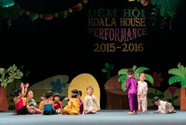 Koala House performance 2015-2016