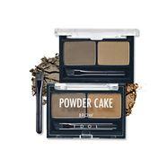 Bột Kẻ Chân Mày 2 Màu Aritaum IDOL Brow Powder Cake