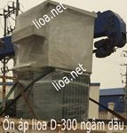 3 Phase Voltage Stabilizer Oil Lioa 500kVA