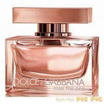 Nước Hoa Nữ Dolce & Gabbana The One Rose EDP 50ml