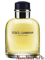 Nước Hoa Nam Dolce&Gabbana Pour Homme Edt 125ml
