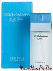 Nước Hoa Nữ Dolce & Gabbana Light Blue Edt 50ml