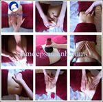 Chăm sóc Massage toàn thân sau khi sinh giúp mẹ thoải mái tinh thần