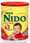 Nido Kinder 1+ 1.6kg (chống táo bón)