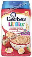 Yến Mạch Chuối + Dâu (Oatmeal Banana Strawberry)