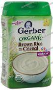 Bột Gạo Lức - Gerber Organic